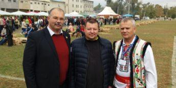 La Căuşeni a fost sărbătorită Ziua Vinului