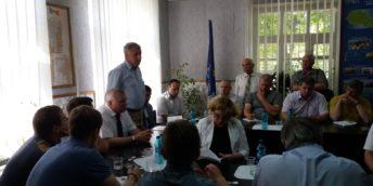 50 de agenți economici din Transnistria au participat la ședința de lucru privind procedurile de control la trecerea frontierei