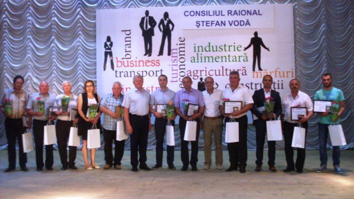 """La Ştefan Vodă s-a desfășurat cea de-a III- a ediție a concursului """"Businessmanul anului"""""""